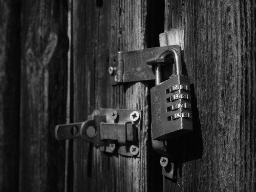 lock locked secure