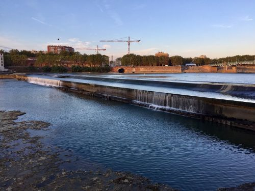 lock lake channel