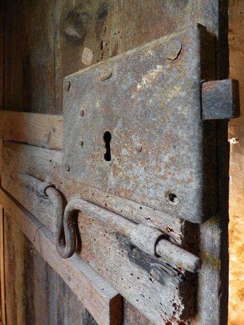 lock bolt old