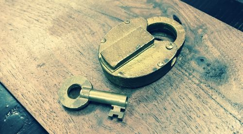 lock key unlock