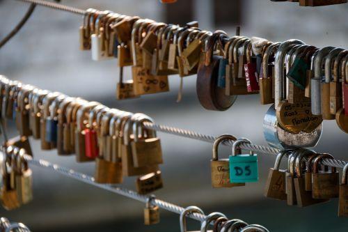lock padlock dear