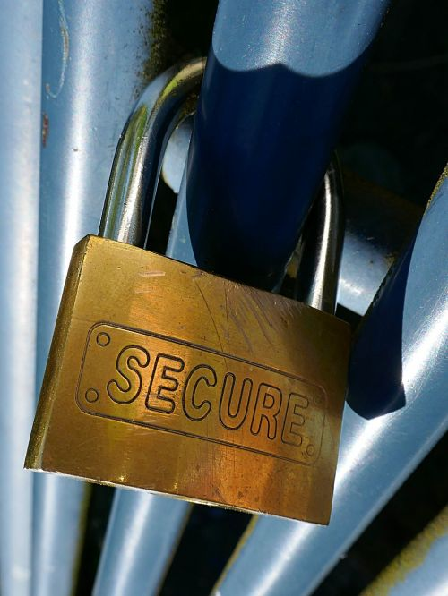 lock security secure