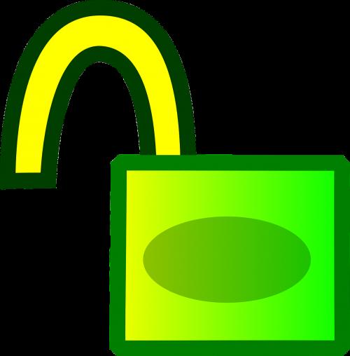 lock decrypted action