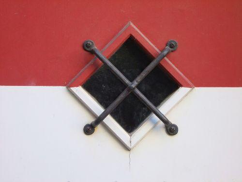 lock door grid window