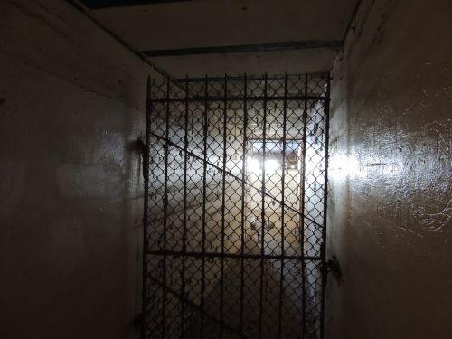 Locked Hallway
