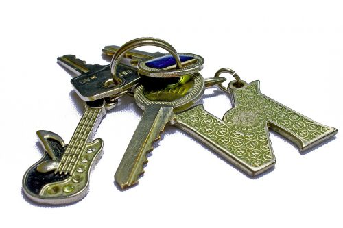 locksmith keys set of keys
