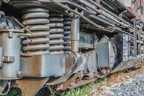 loco diesel locomotive chassis