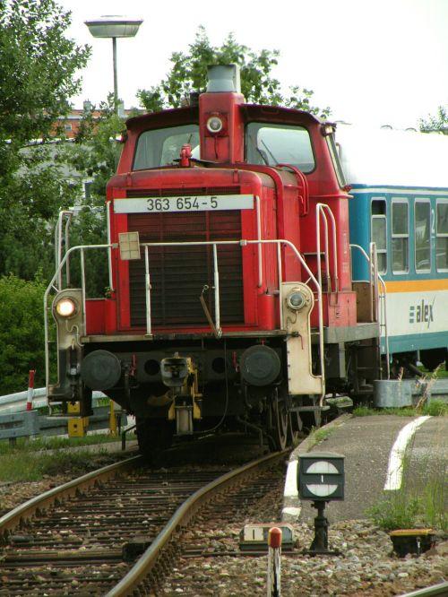 loco db train