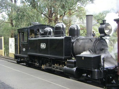 loco steam train train