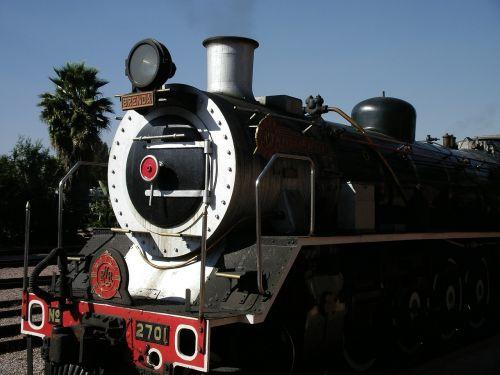 loco railway train