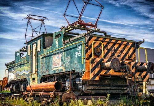 loco locomotive electric locomotive