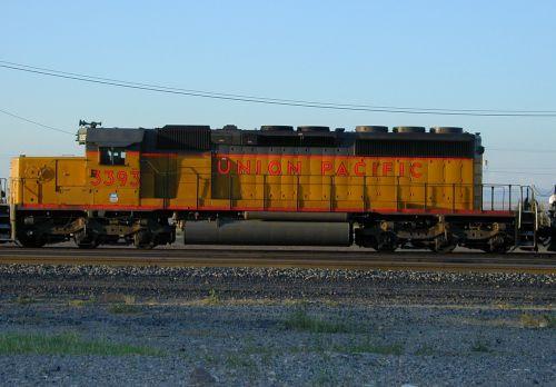 loco locomotive union pacific