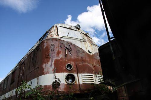 loco locomotive old