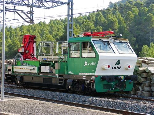 locomotive machine maintenance
