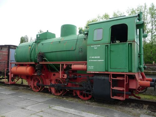 locomotive steam historically