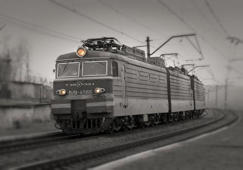 locomotive electric locomotive railway