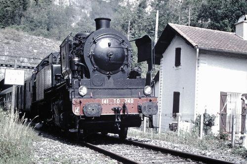 locomotive steam track