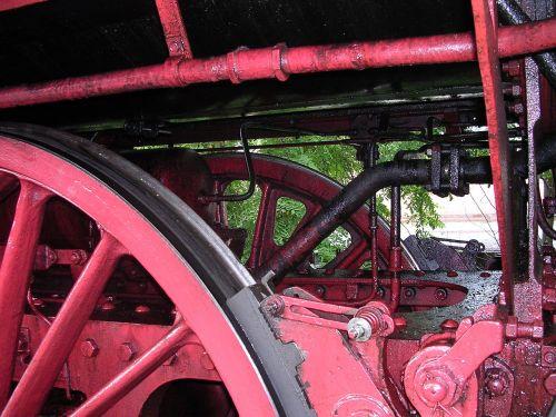 locomotive wheels loco