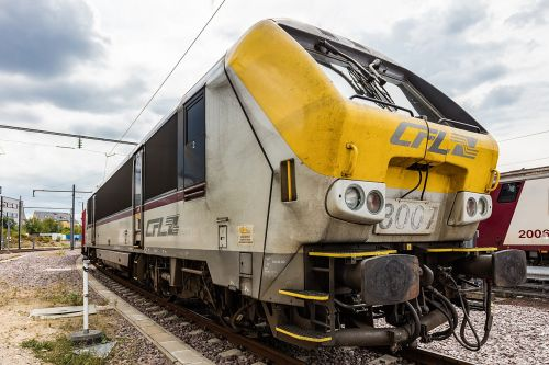 locomotive railway loco