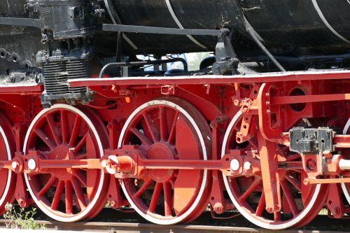 locomotive steam locomotive railway