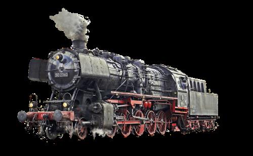 locomotive loco train