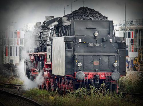 locomotive transport railway