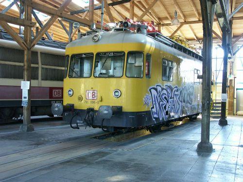 locomotive train freilassing