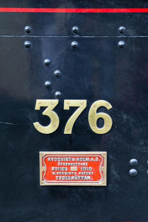 locomotive 376 norwegian kent east sussex railway built 1909