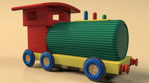 locomotive  wood locomotive  wooden toys