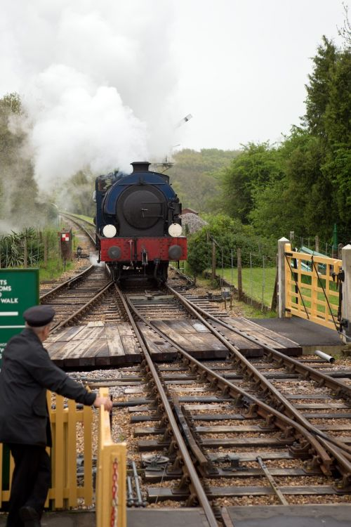 locomotive railway heritage