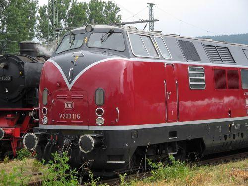locomotive v200 railway