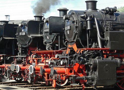 locomotive parade steam locomotive track star