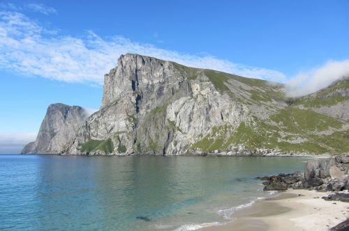 lofoten sea norwegian sea