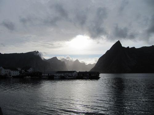 lofoten norway scandinavia