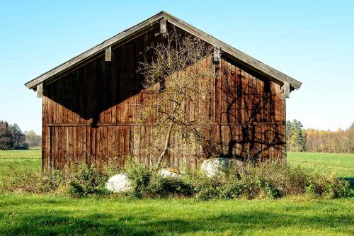 log cabin hut wood