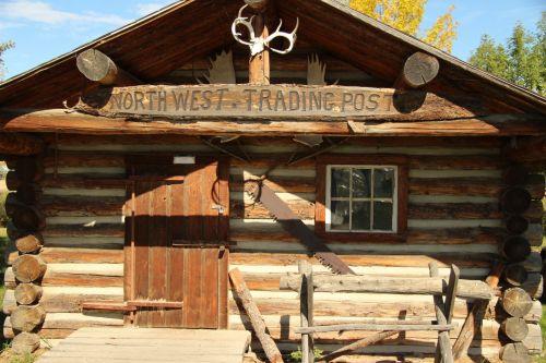 Log Cabin Trading Post