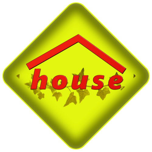 logo house icon
