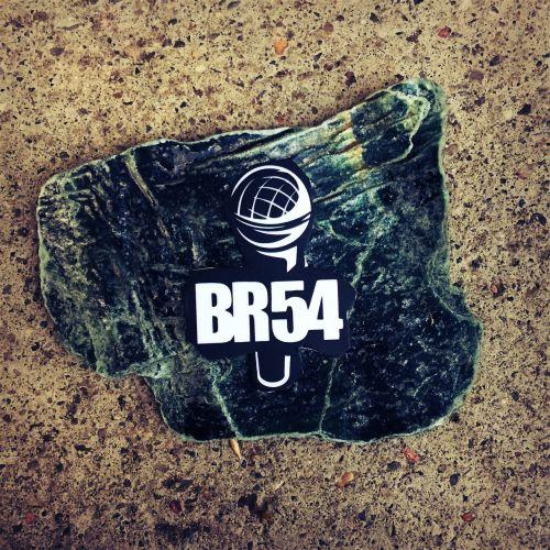 logo br54 logo type