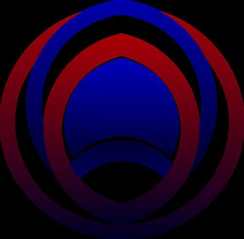 logotipas,verslo logotipas,įmonės logotipas,piktograma,dizainas,simbolis,bendrovė,stilius,logotipas,raudona,šiuolaikiška,šablonas,verslas,internetas,internetas,mėlynas,ratas,nemokama vektorinė grafika
