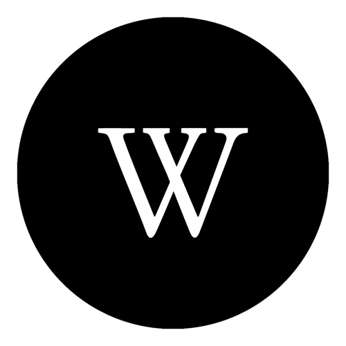 logo icon wikipedia