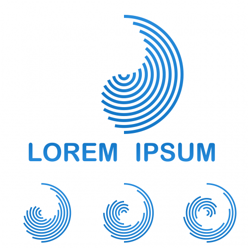 logo radio concentric
