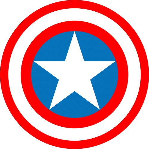 logo captain america marvel