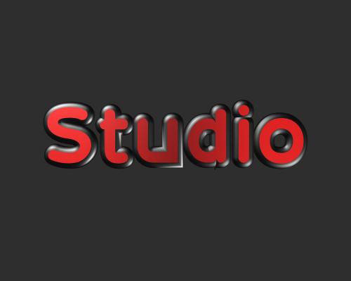 logo banner studio