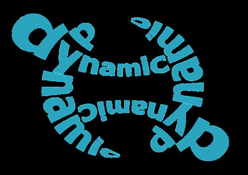 logo dynamics movement