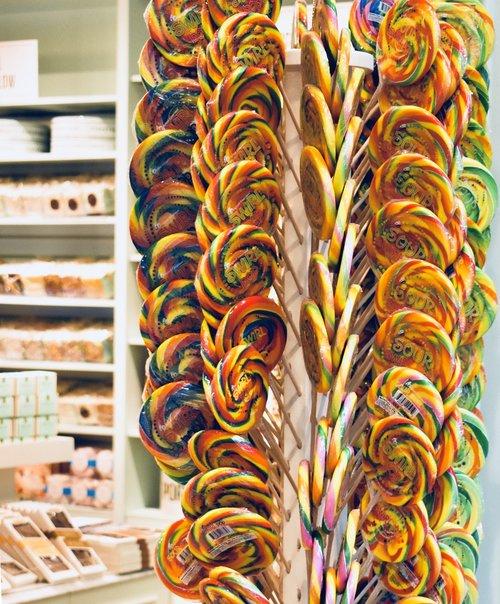 lollipops  candy  treat