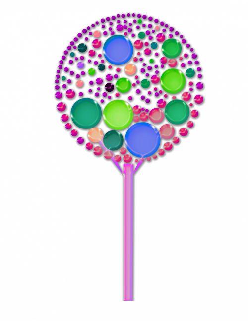 Lila Lollipop