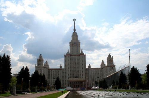 Lomonovsky University, Moscow