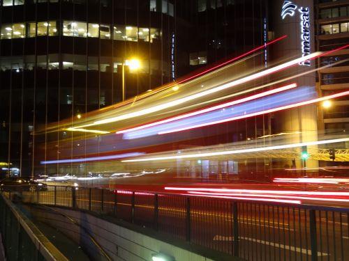 london city at night london night