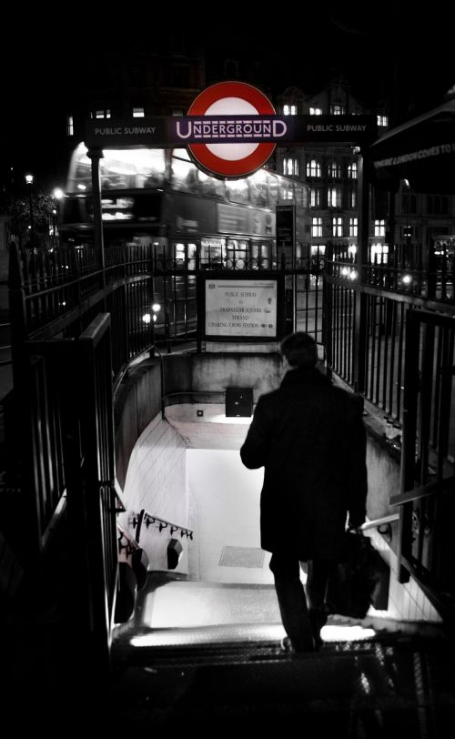 london underground metro