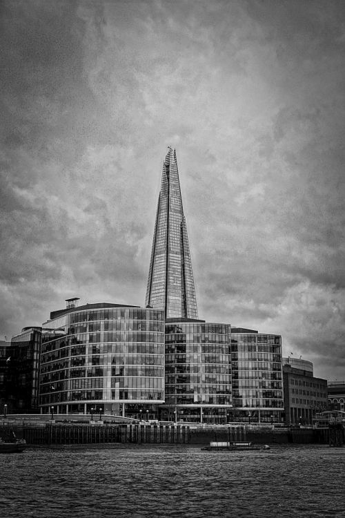 london shard architecture